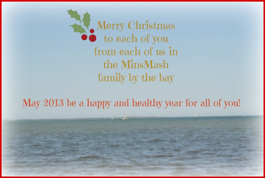 MinsMash Merry Christmas