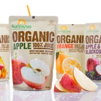 Organic Fruit Juice Giveaway!