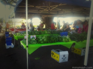 Manly Markets - F&V
