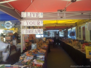 Manly Markets Stall