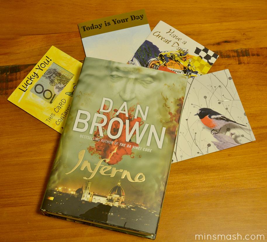 Dan Brown, Book, Birthday
