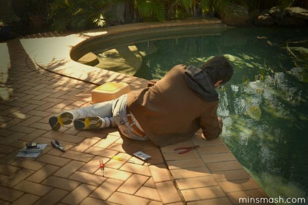 husband, handyman