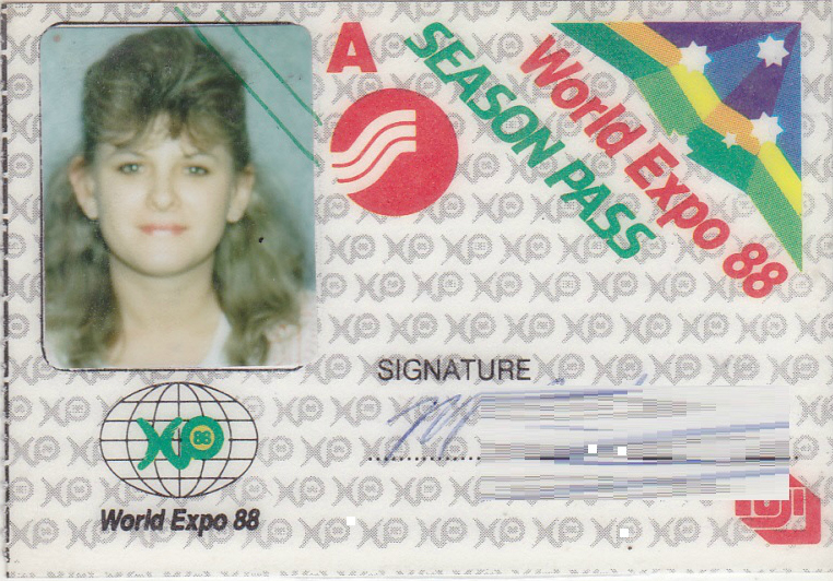 Expo 88 Season Pass