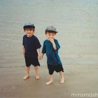 Flashback Friday:  My Twin Boys