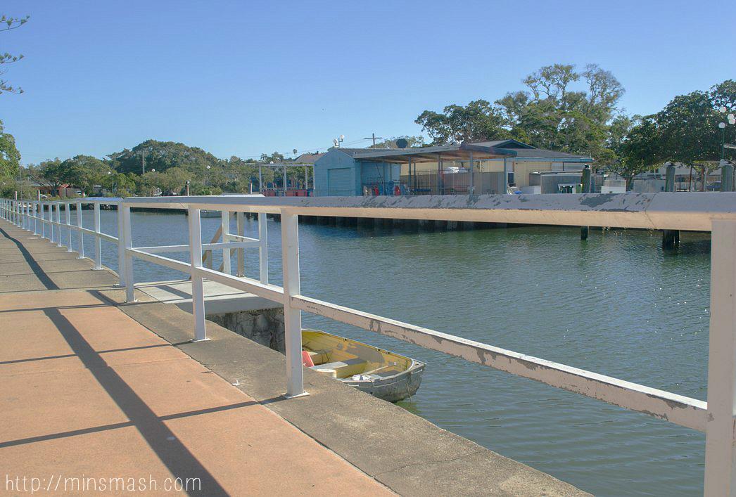 Moreton Bay, Wynnum Manly
