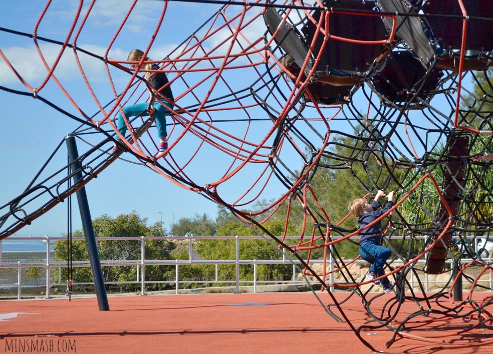 children, park, play