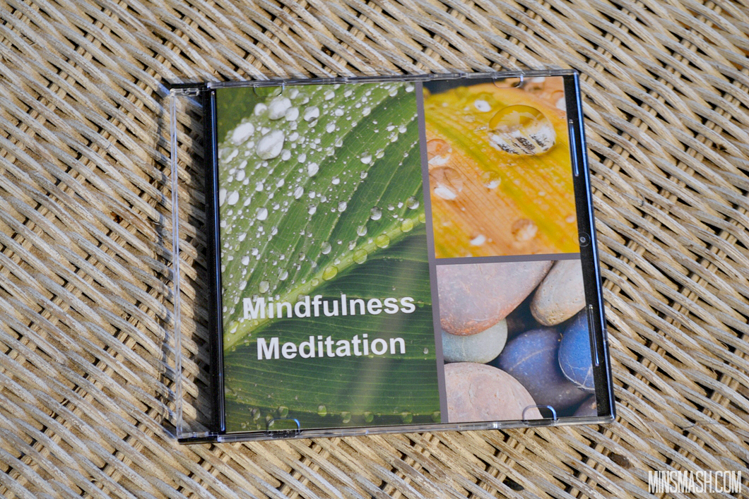 mindfulness meditation, mindfulness, meditation, cd