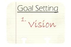 Goal Setting - Vision
