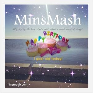 MinsMash - 1st Birthday pic