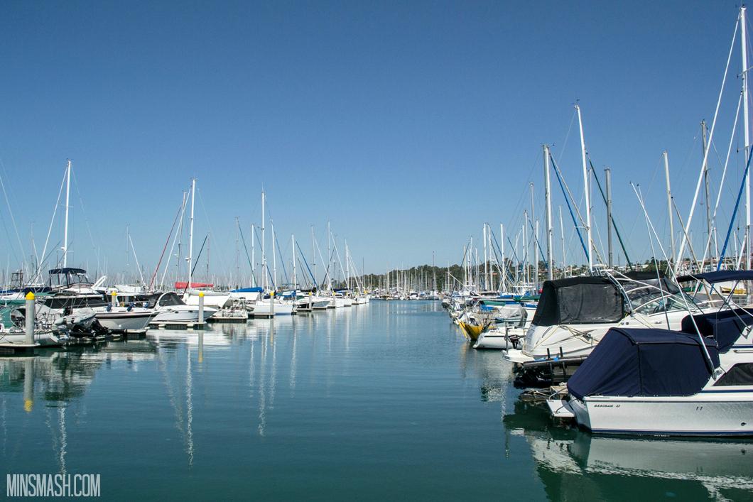 Boat Harbour, Moreton Bay, Manly