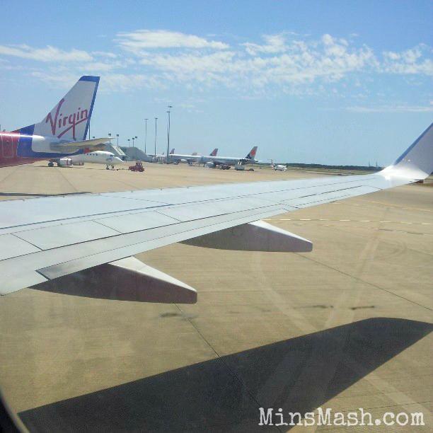 plane, airport