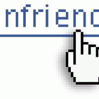 Unfriending