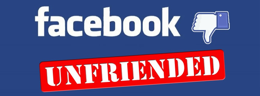 facebook unfriended