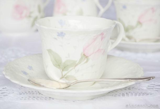 tea cup, mikasa