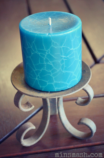 candle, candle holder