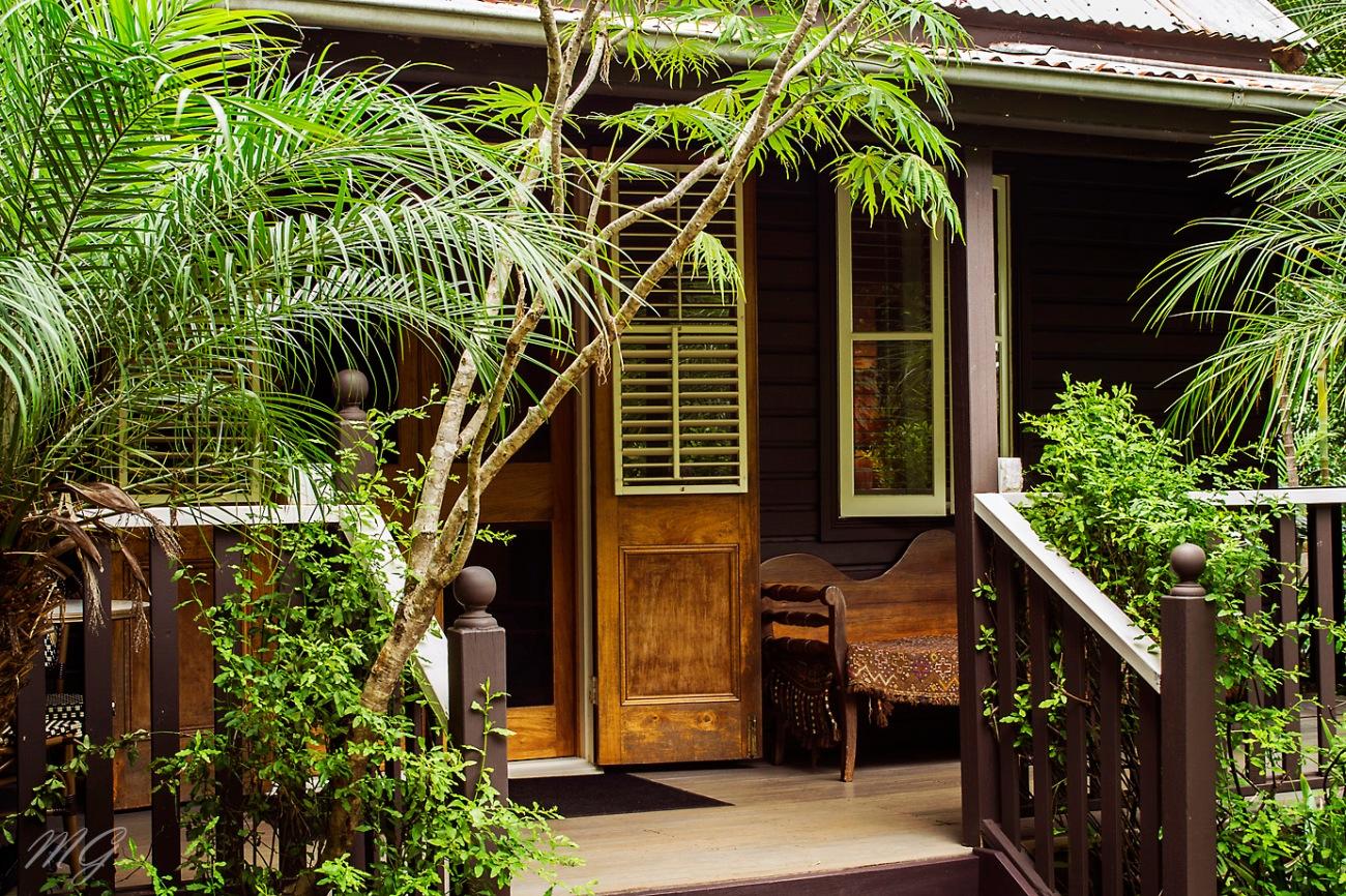 cottage, possum creek, hinterland, nsw, australia