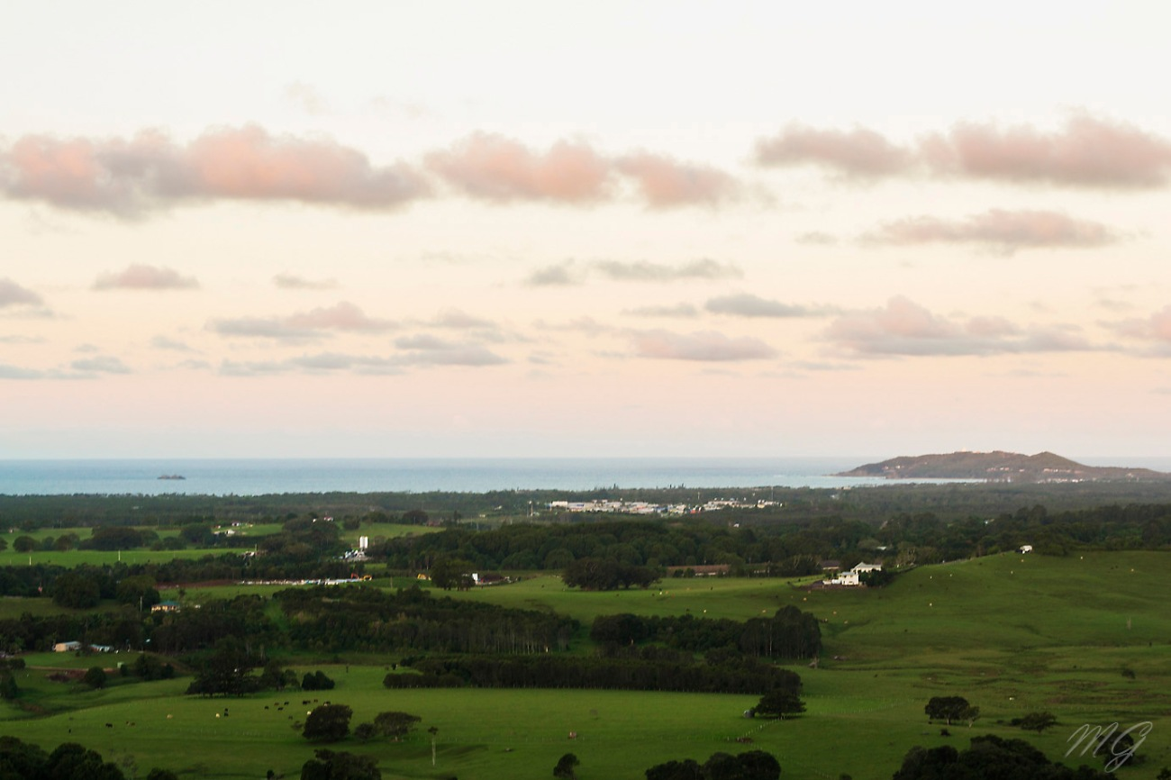 view, country, hinterland, byron bay, possum creek