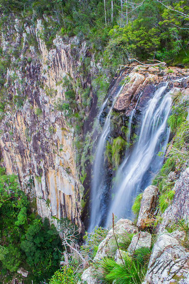 Minyon Falls, Nightcap National Park, NSW, Australia