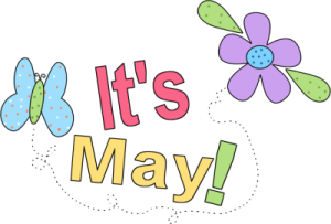 It's May