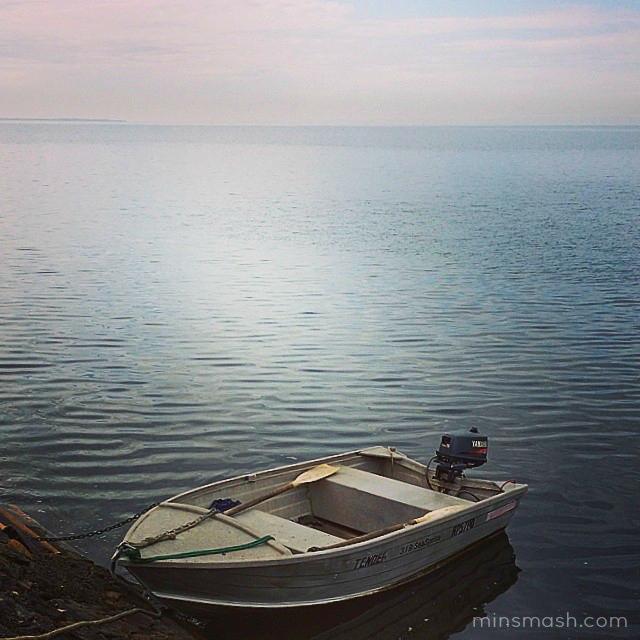 Boat, Moreton Bay, Wynnum